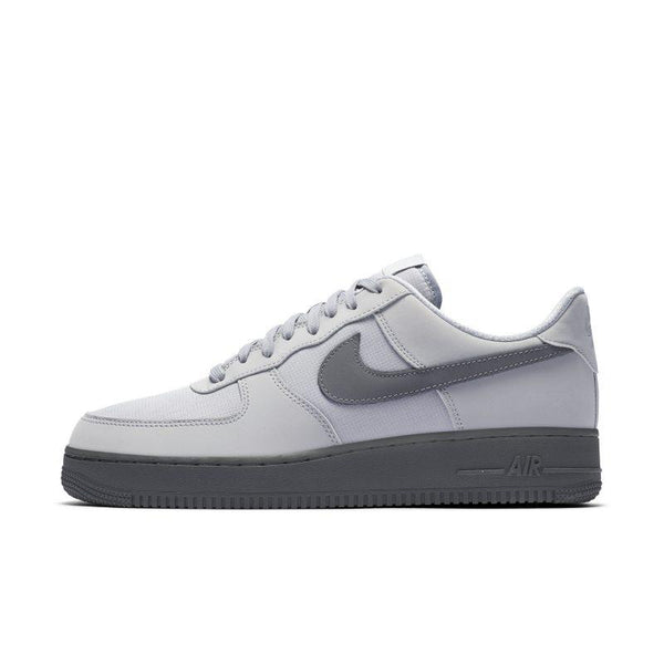 buy popular 9c512 0f878 Nike Nike Air Force 1 07 Men s Shoe - Grey SOLEHEAVEN