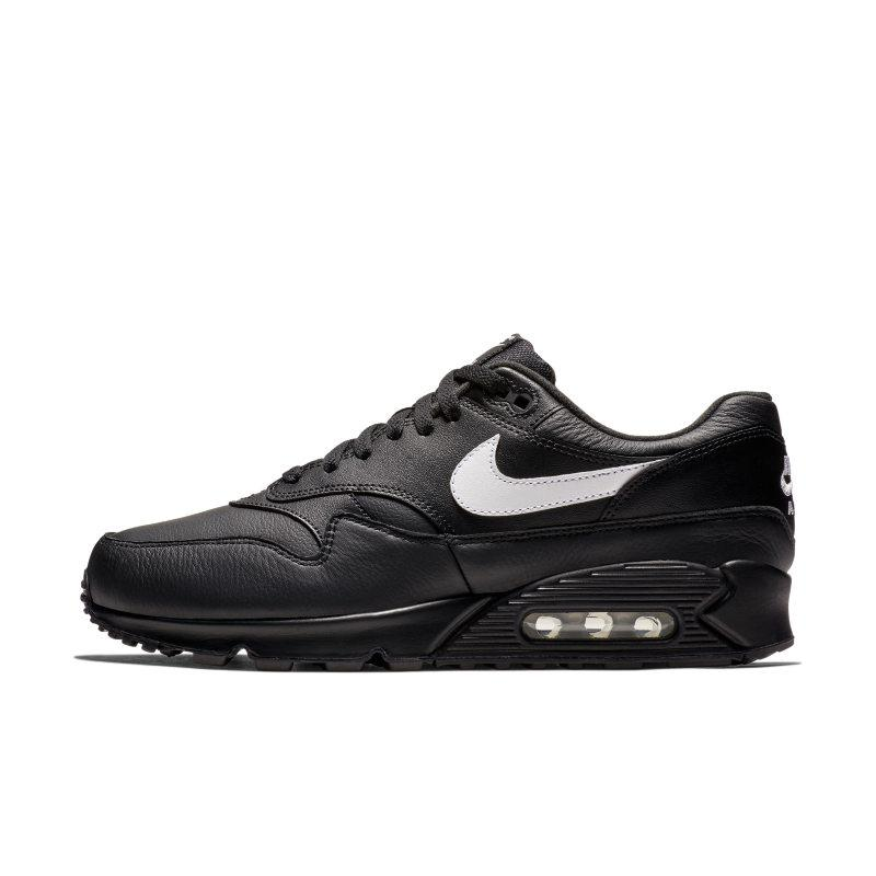 Nike Nike Air Max 90/1 Men's Shoe - Black SOLEHEAVEN