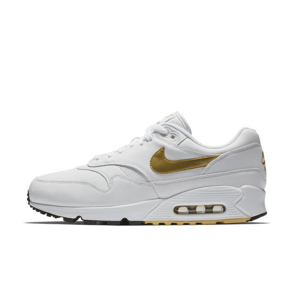 Nike Nike Air Max 90/1 Men's Shoe - White SOLEHEAVEN