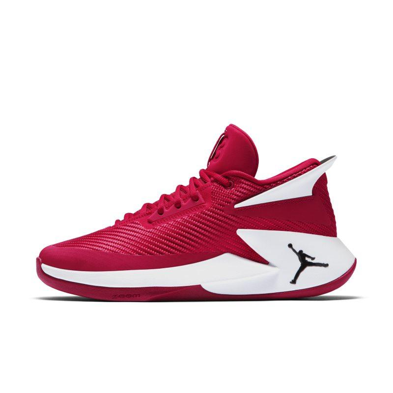 NIKE Jordan Fly Lockdown Men's Basketball Shoe - Red SOLEHEAVEN