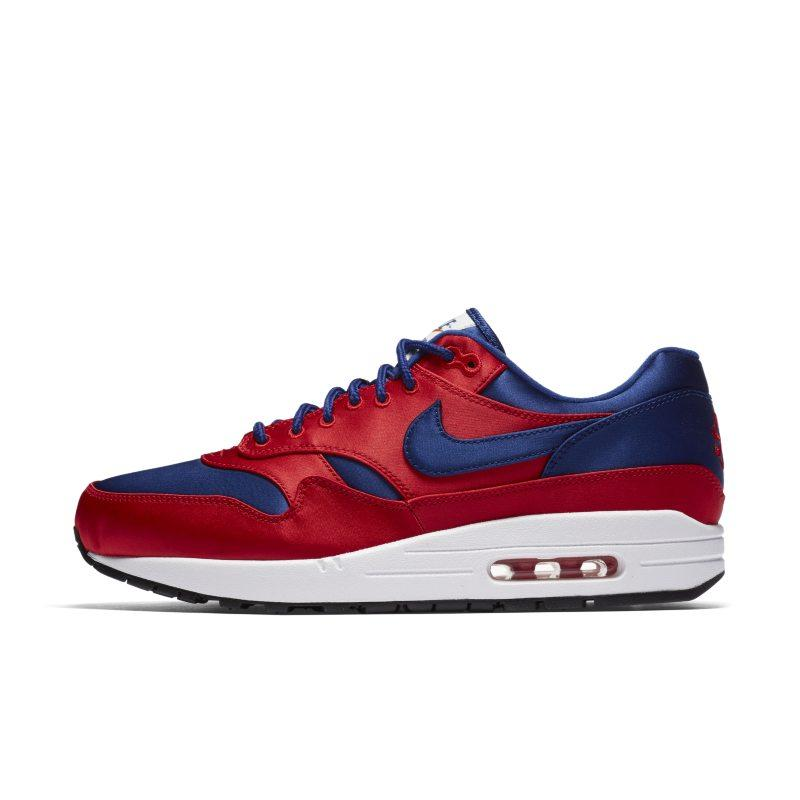 Nike Nike Air Max 1 SE Men's Shoe - Red SOLEHEAVEN