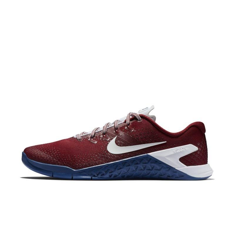NIKE Nike Metcon 4 Americana Men's Training Shoe - Red SOLEHEAVEN