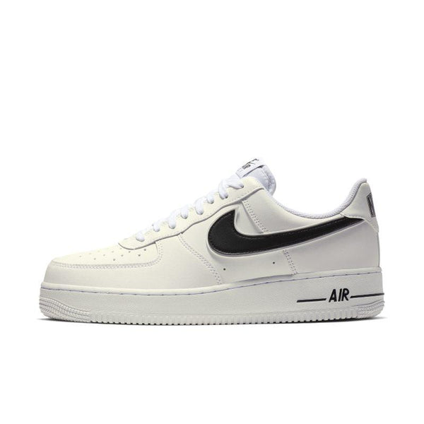 info for d64df 2833a Nike Nike Air Force 1  07 Men s Shoe - White SOLEHEAVEN