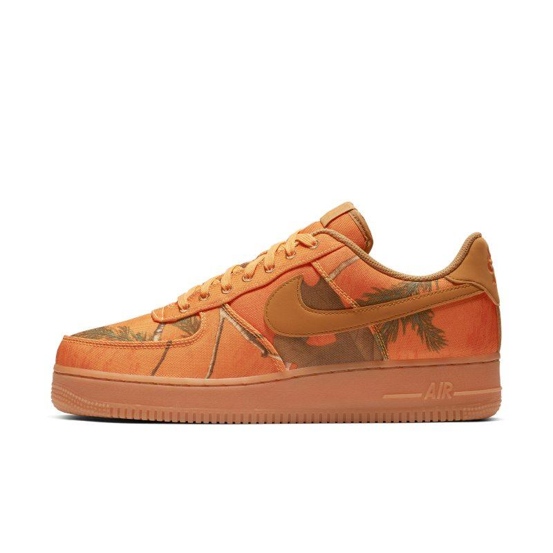Nike Nike Air Force 1' 07 LV8 3 Men's Shoe - Orange SOLEHEAVEN
