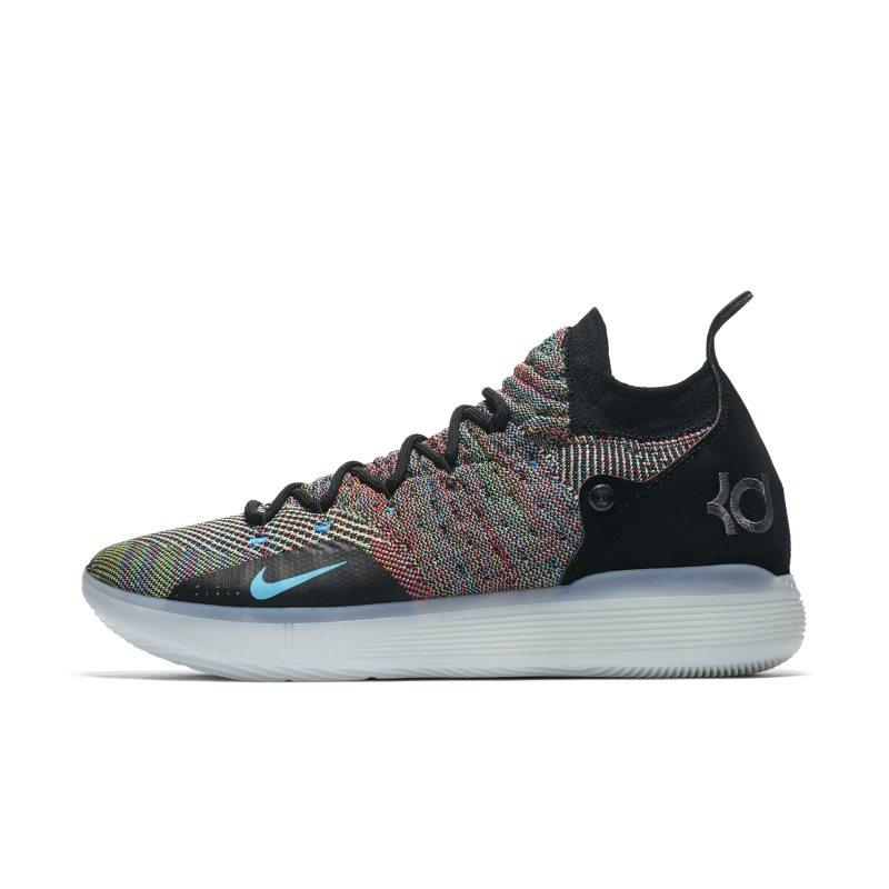 Nike Nike Zoom KD11 Basketball Shoe - Black SOLEHEAVEN