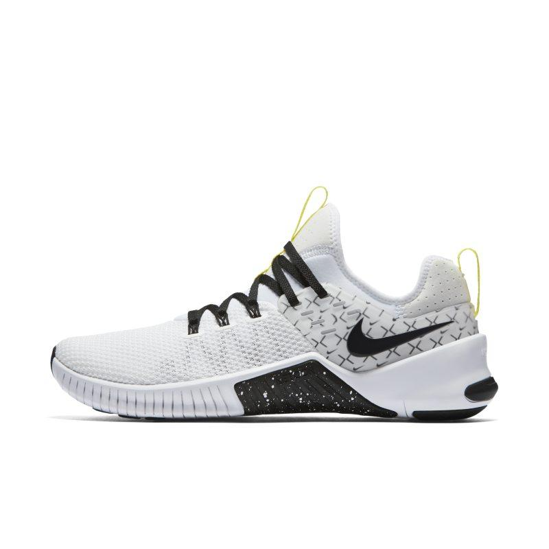 NIKE Nike Metcon Free X Men's Training Shoe - White SOLEHEAVEN