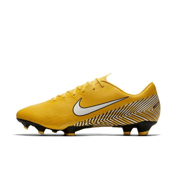 Nike Mercurial Vapor XII Pro Neymar Jr. Men's Firm-Ground Football Boot - Yellow