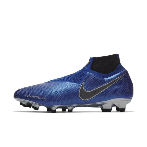 Nike Nike Phantom Vision Elite Dynamic Fit Firm-Ground Football Boot - Blue SOLEHEAVEN