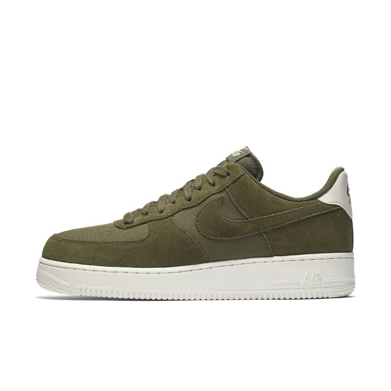 Nike Air Force 1'07 Suede Men's Shoe - Olive