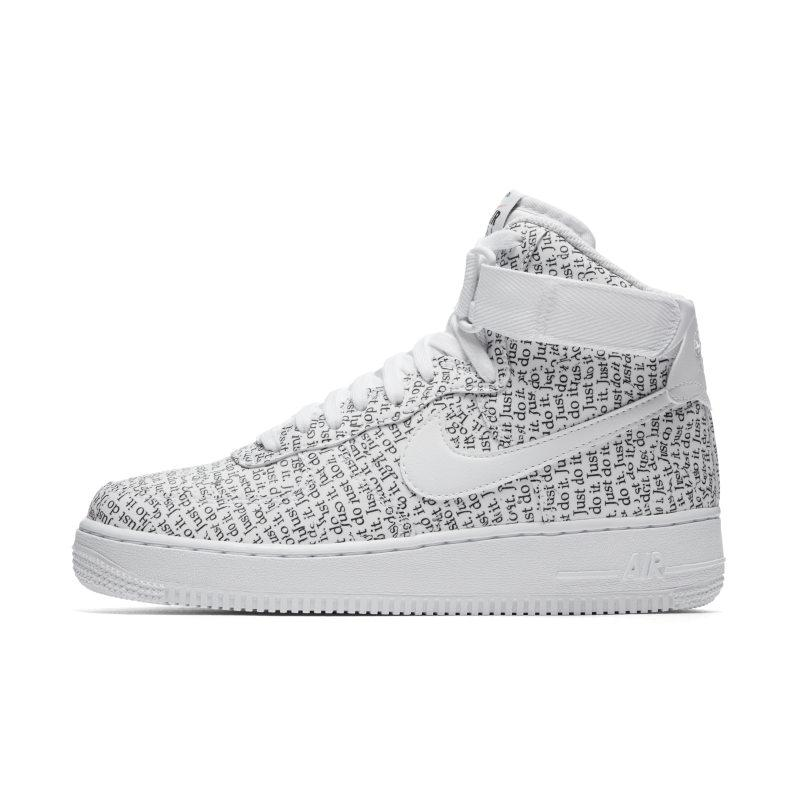 Nike Nike Air Force 1 High LX Women's Shoe - White SOLEHEAVEN