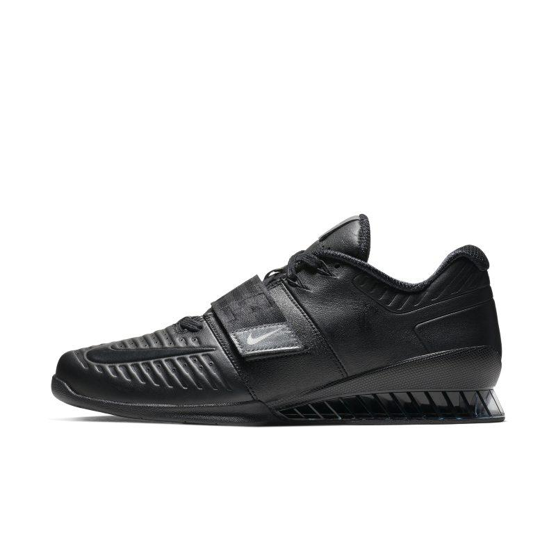 Nike Nike Romaleos 3.5 Training Shoe - Black SOLEHEAVEN
