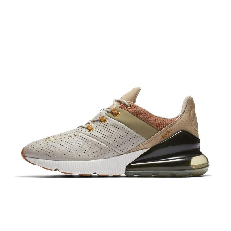 3c0fa4ab81 Nike Nike Air Max 270 Premium Men's Shoe - Brown at Soleheaven ...