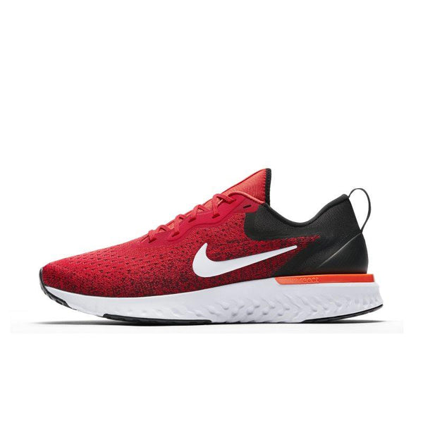 Buy Nike Nike Odyssey React Men's Running Shoe - Red NIKE UK online now at Soleheaven Curated Collections