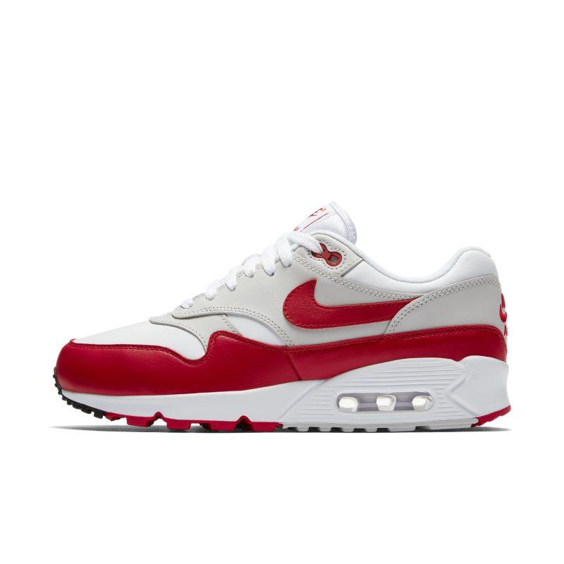 Nike Nike Air Max 90/1 Women's Shoe - White SOLEHEAVEN