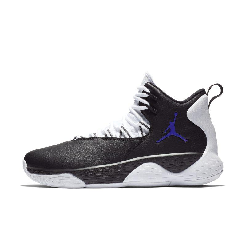 Nike Jordan Super.Fly MVP Men's Basketball Shoe - Black SOLEHEAVEN