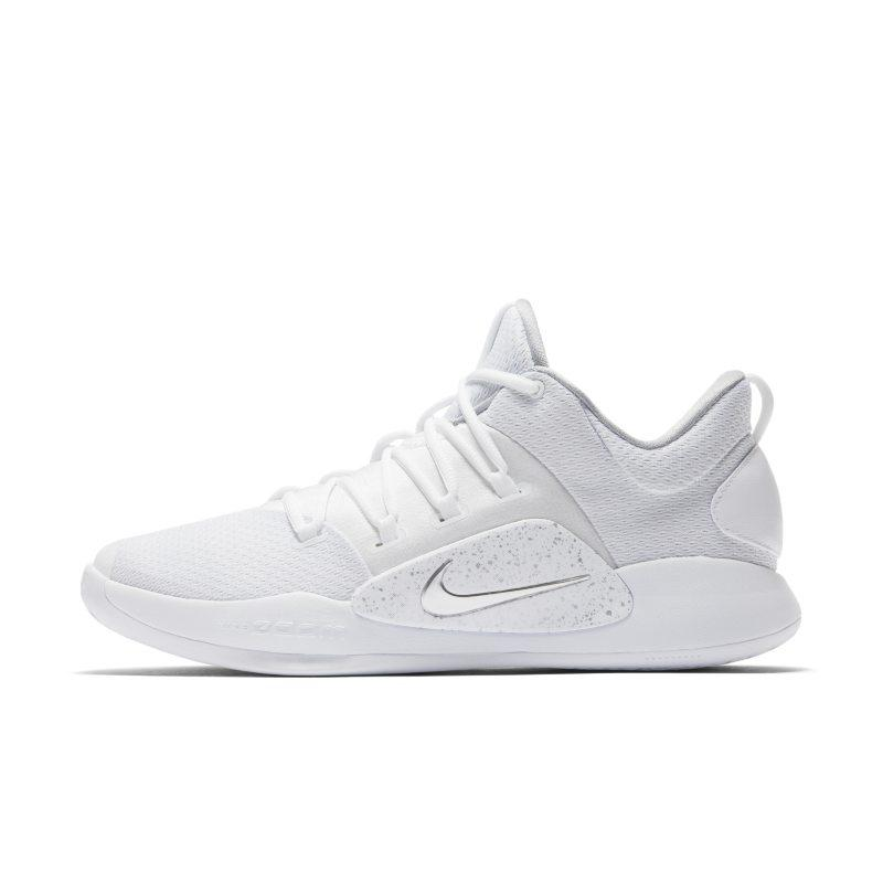 NIKE Nike Hyperdunk X Low Men's Basketball Shoe - White SOLEHEAVEN