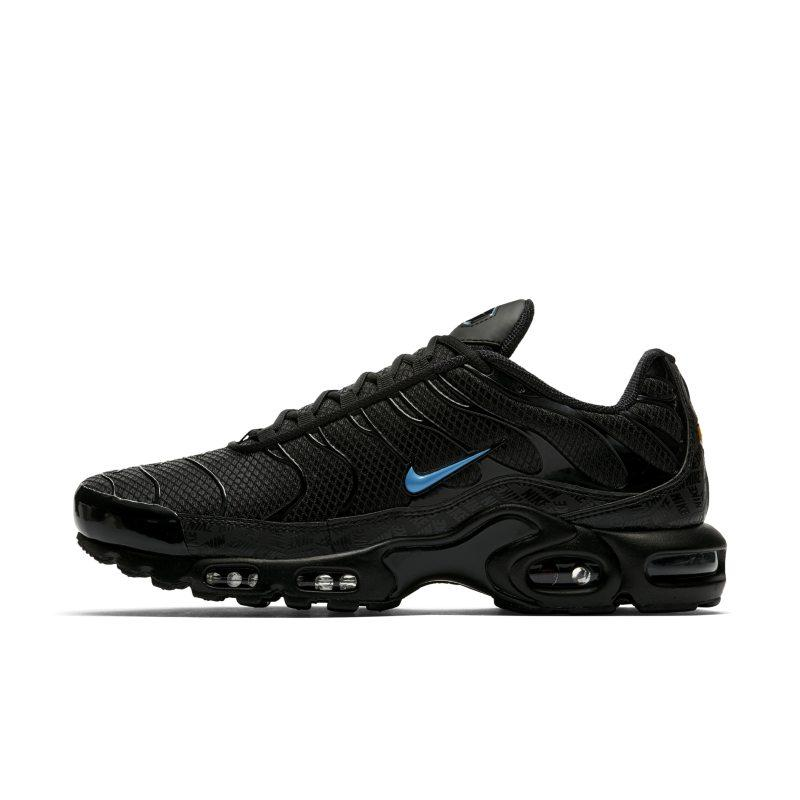 Nike Nike Air Max Plus TN SE Men's Shoe - Black SOLEHEAVEN