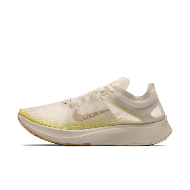 Nike Nike Zoom Fly SP Fast Unisex Running Shoe - Cream SOLEHEAVEN