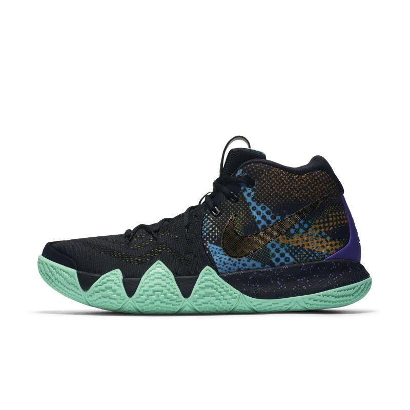 Nike Kyrie 4 Men's Basketball Shoe - Black SOLEHEAVEN