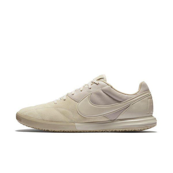 Nike Tiempo Premier II Sala Indoor/Court Football Shoe - Cream