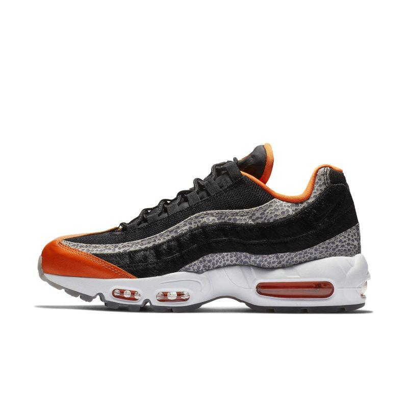 Nike Nike Air Max 95 Shoe - Black SOLEHEAVEN