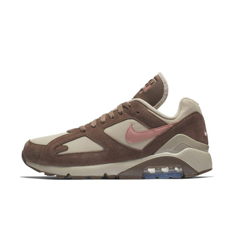 Nike Nike Air Max 180 Men's Shoe - Brown SOLEHEAVEN