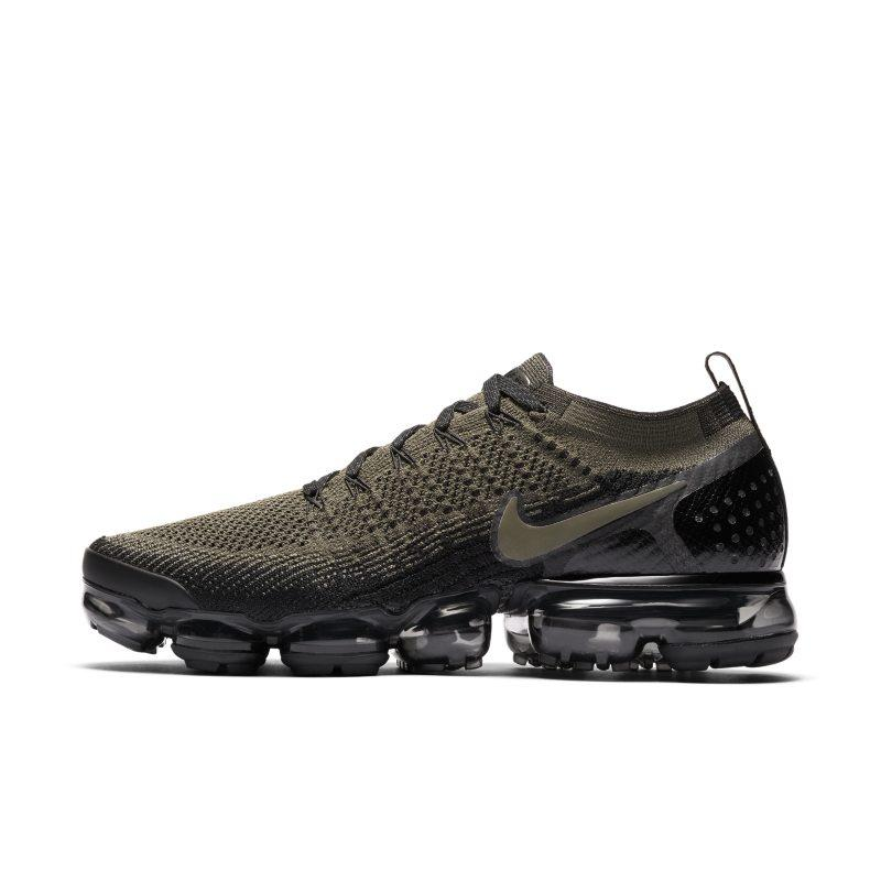 Nike Air VaporMax Flyknit 2 Snake Men's Shoe - Khaki