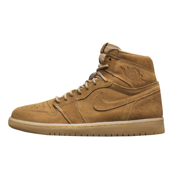 Air Jordan 1 Retro High 'Wheat'