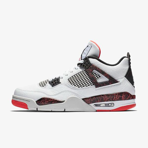 Air Jordan Air Jordan 4 Retro 'Hot Lava' SOLEHEAVEN
