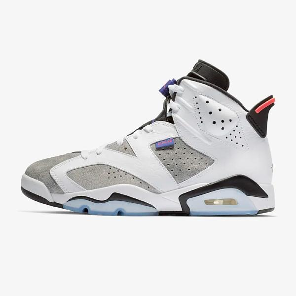 Air Jordan Air Jordan 6 Retro 'Flint Grey' SOLEHEAVEN
