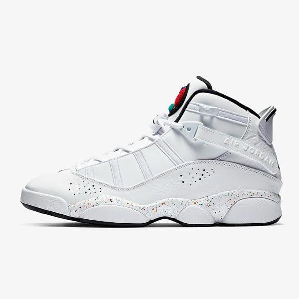 Air Jordan Air Jordan 6 Ring 'White' SOLEHEAVEN