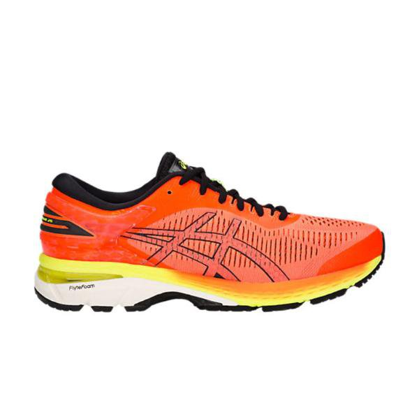 ASICS Asics Gel Kayano 25 'Shock Orange / Black' SOLEHEAVEN