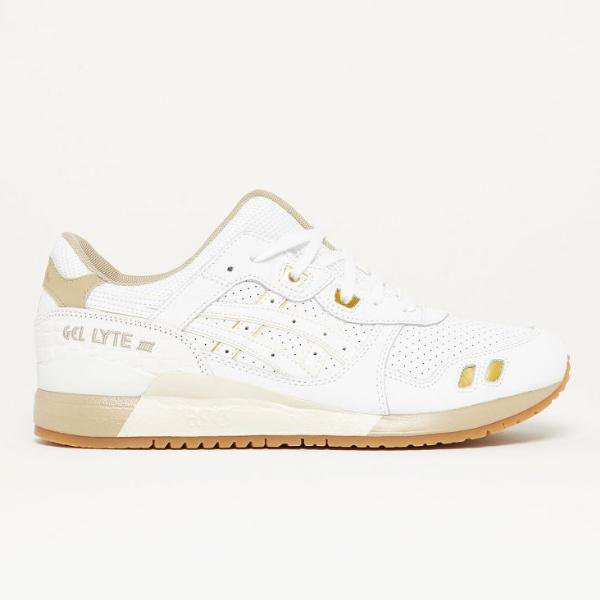 new arrival 818e3 0d852 ASICS Asics Gel Lyte III 'White / Gum' at Soleheaven Curated Collections