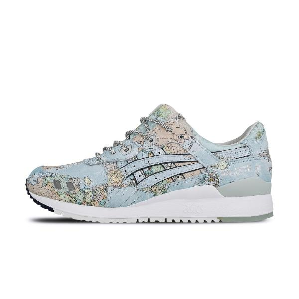ASICS Asics Gel Lyte III x Atmos 'World Map' SOLEHEAVEN