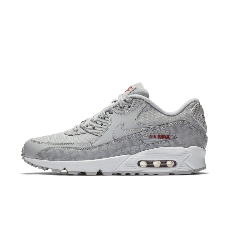Nike Nike Air Max 90 Essential Men's Shoe - Grey SOLEHEAVEN