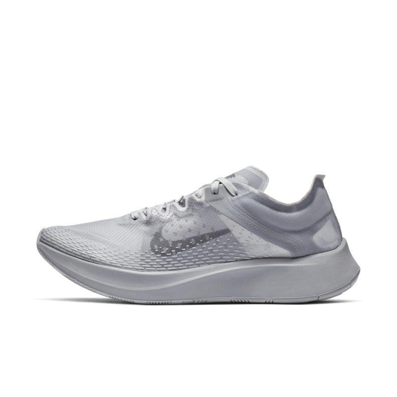 95d31f7ae5d9f Nike Nike Zoom Fly SP Fast Unisex Running Shoe - Grey at Soleheaven ...