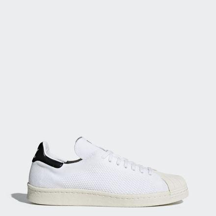 adidas Superstar 80s Primeknit Shoes SOLEHEAVEN