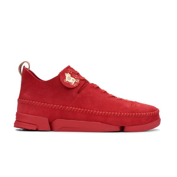 Clarks Clarks Originals Trigenic Flex 'Chinese New Year' SOLEHEAVEN