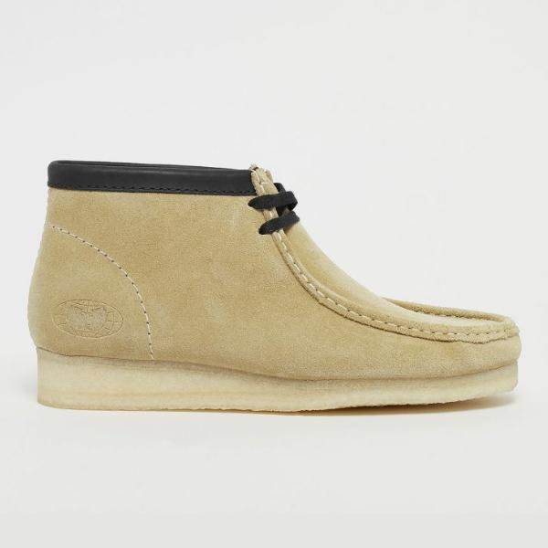 Clarks Clarks Originas x Wu-Tang Wallabee 'Maple' SOLEHEAVEN
