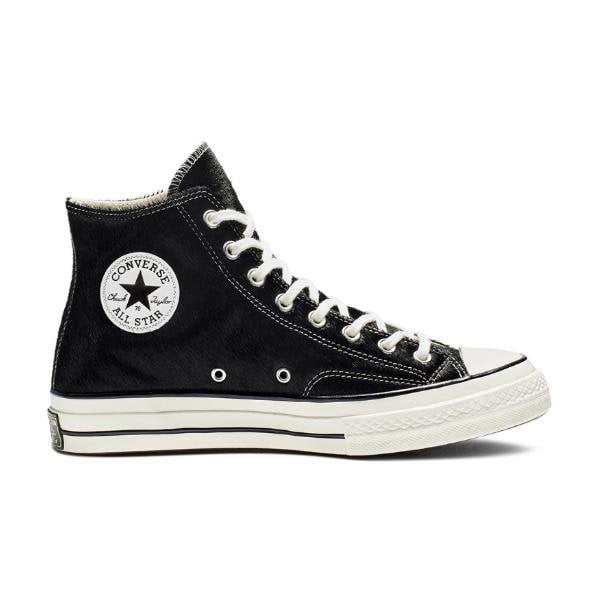 Converse Converse Chuck 70 High Pony Hair 'Black' SOLEHEAVEN