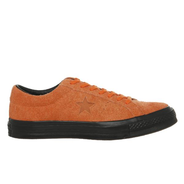 Converse Converse One Star 'Orange Tiger / Black Sole' SOLEHEAVEN