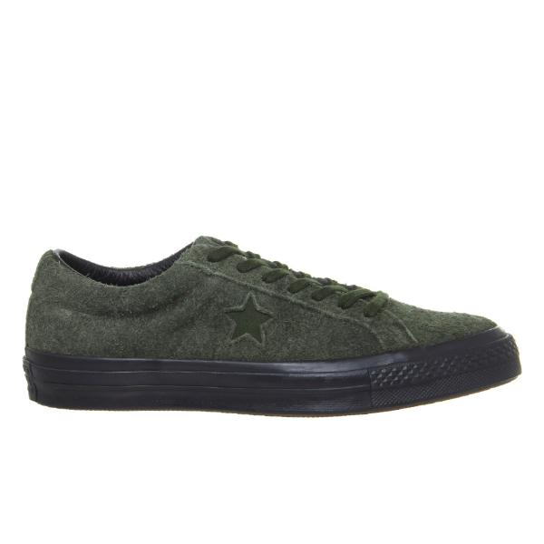 Converse Converse One Star 'Utility Green / Black Sole' SOLEHEAVEN