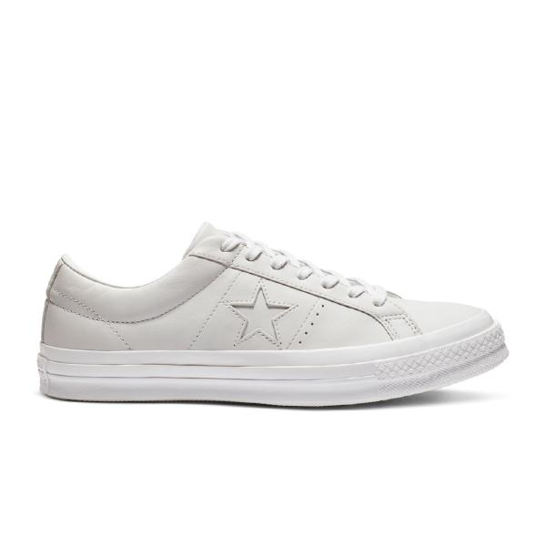 Converse Converse One Star 'White Leather' SOLEHEAVEN