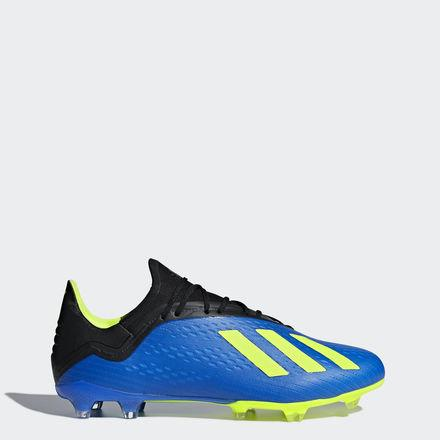 adidas X 18.2 Firm Ground Boots SOLEHEAVEN