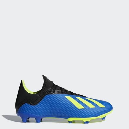 adidas X 18.3 Firm Ground Boots SOLEHEAVEN