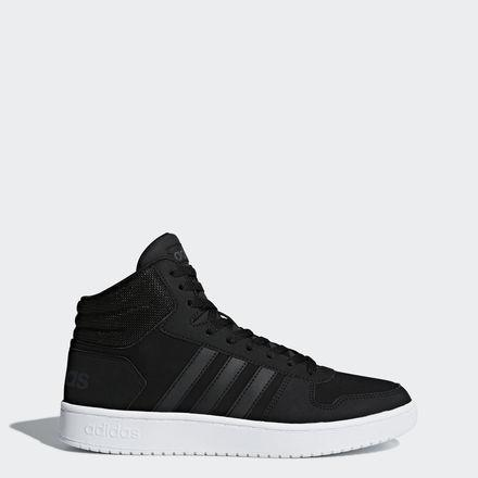 adidas Hoops 2.0 Mid Shoes SOLEHEAVEN