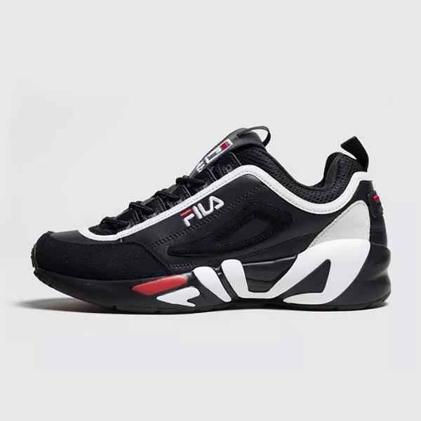chunky trainers Fila Disblower Hybrid 'Black / White' SOLEHEAVEN