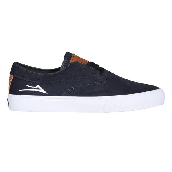Lakai Lakai Riley Hawk Skate Shoes - Midnight Suede SOLEHEAVEN