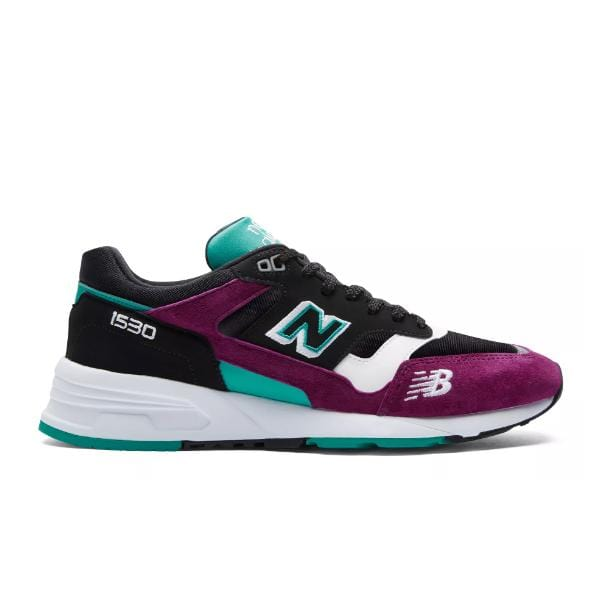the latest 992cb d8718 New Balance 1530 Made In UK  Purple   Teal