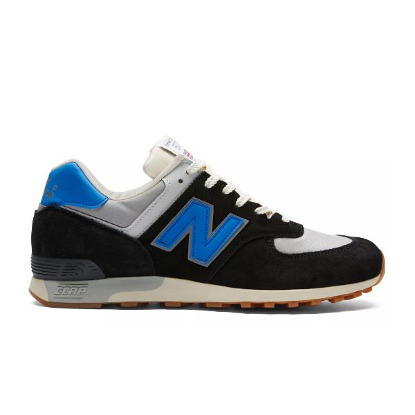 best sneakers 79cdf e3ac0 New Balance New Balance 576 Made in the UK 'Black / Grey / Blue' at  Soleheaven Curated Collections